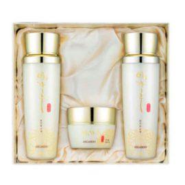 Антивозрастной набор для лица-Aegahoo cheon ji yool premium skin care set