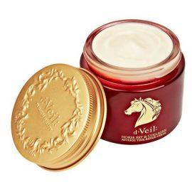 Питательный крем с лошадиным жиром -D'veil reverse time repair cream(HORSE FAT)