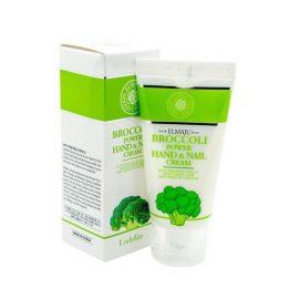 Крем для рук и ногтей -Elmaju broccoli power hand & nail cream