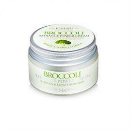 Антивозрастной крем для лица-Elmaju broccoli radiance power cream