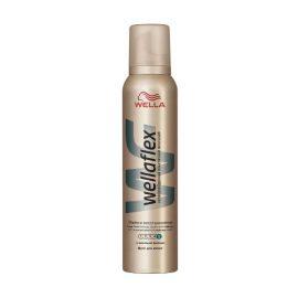 Мусс для объем и восстановление волос-Wellaflex