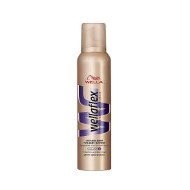 Мусс для укладки волос-Wellaflex тонких волос супер-сильной фиксации,