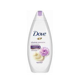 Крем-гель-Dove Сливочная ваниль и пион