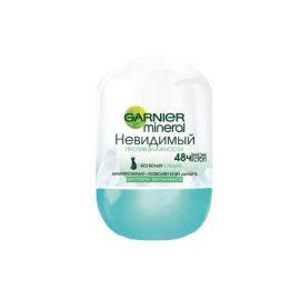 Роликовый дезодорант-Garnier Невидимый против влажности