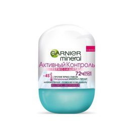 Роликовый дезодорант-Garnier Mineral Активный контроль