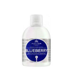 Шампунь для оживляющий волос-Kallos Cosmetics Blueberry Hair Shampoo