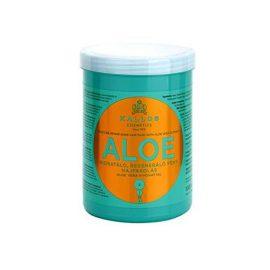 Маска для увлажнения для волос-Kallos Cosmetics Moisture Repair Aloe Hair Mask