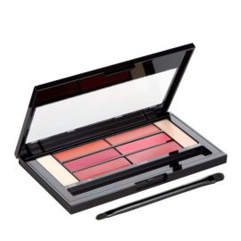 Палетка для контурирования губ-Palette color drama lip coutour Gemey Maybelline