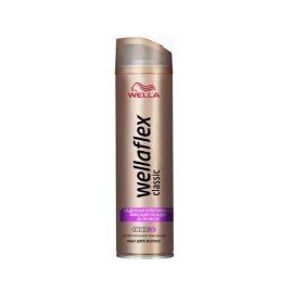 Лак для волос-Wellaflex Classic супер-сильной фиксации