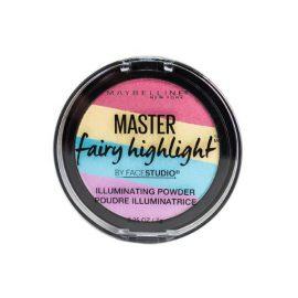 Просветляющий пудра для лица-Maybelline Master Fairy Highlight Illuminating Powder
