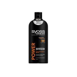 Шампунь для нормальных волос-Syoss Men Power