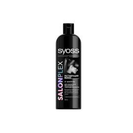 Шампунь для ослабленных механическим воздействием волос-Syoss Salon Plex