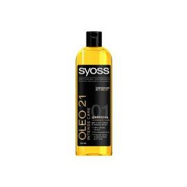 Шампунь для сухих и ломких волос-Syoss Oleo Intense Thermo Care