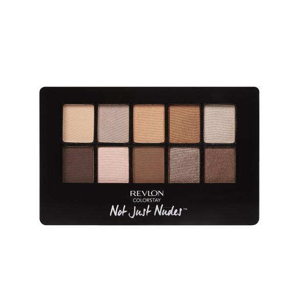 Палетка теней для век-Revlon ColorStay Not Just Nudes Shadow Palette