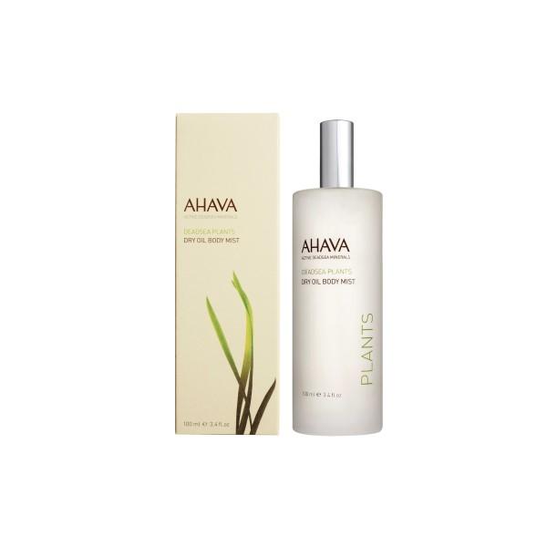 Масло для тела-Ahava Deadsea Plants Dry Oil Body Mist