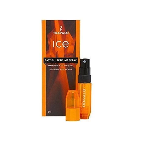 Парфюмированная вода-Travalo ICE Easy Fill Perfume Spray