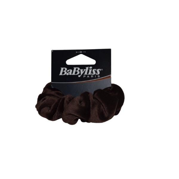 Резинка для волос-Babyliss Scrunchie Brown Velour