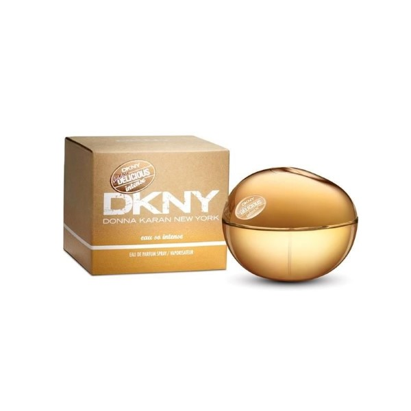 Парфюмированная вода-DKNY Donna Karan Golden Delicious Eau de Parfum Spray Eau So Intense