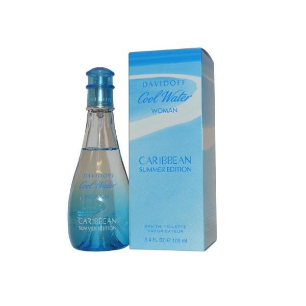 Туалетная вода-Davidoff Cool Water Caribbean Summer Eau de Toilette Spray Sea Rose