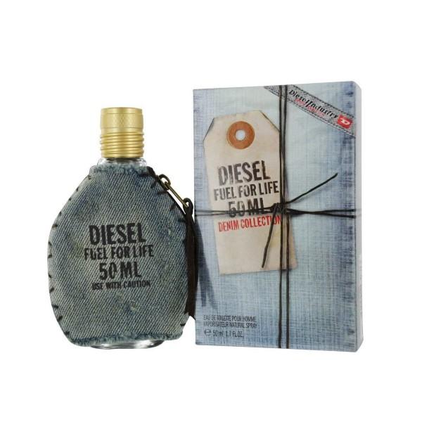 Туалетная вода-Diesel Fuel for Life Denim Femme Eau de Toilette Spray