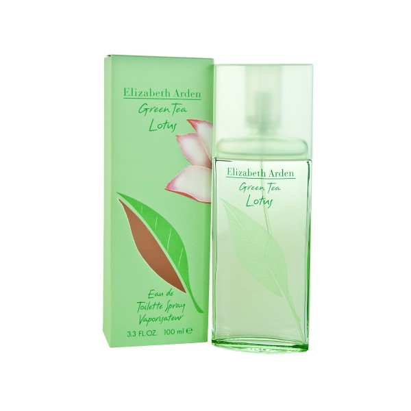 Туалетная вода-Elizabeth Arden Green Tea Lotus Eau de Toilette Spray