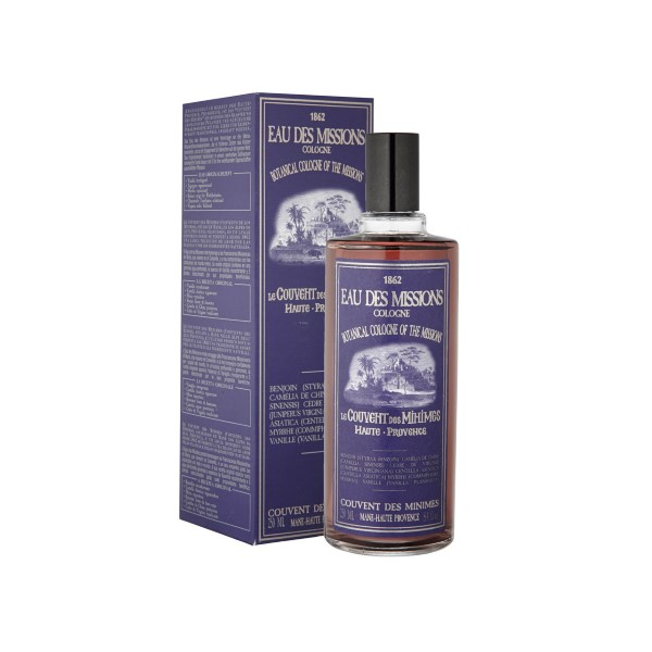Кельнская вода-Le Couvent des Minimes Botanical Eau de Missions Cologne of the Missions Spray