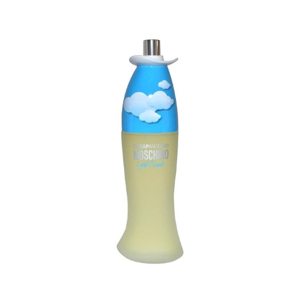 Туалетная вода-Moschino Cheap and Chic Light Clouds Eau de Toilette Spray -Tester