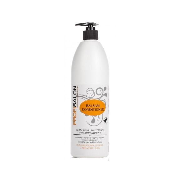 Бальзам-кондиционер(Аргановое масло и протеин)-Profi Salon Balsam Conditioner