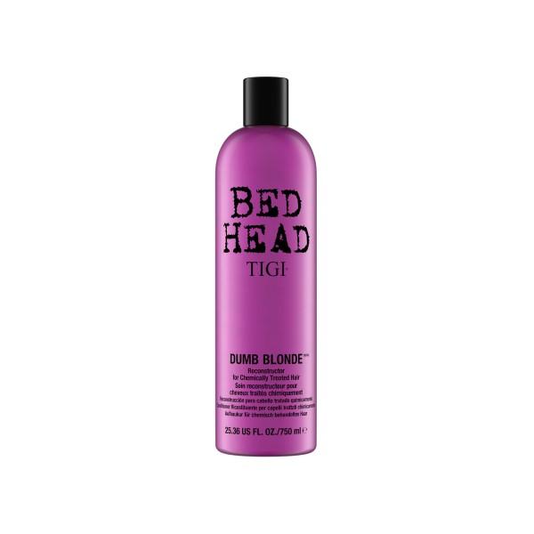 Кондиционер для поврежденных волос-Tigi Bedhead Dumb Blonde Reconstructor Chemically Treated Hair