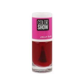 Тонированный лак для ногтей-Maybelline Color Show Jelly Tints Nail Polish
