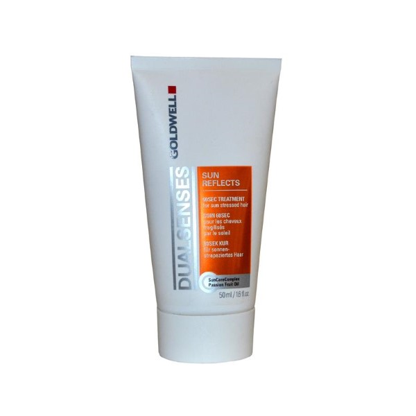 Маска для загорелых волос-Goldwell Dual Senses 60 Second Treatment Sun Refelects for sun stressed hair