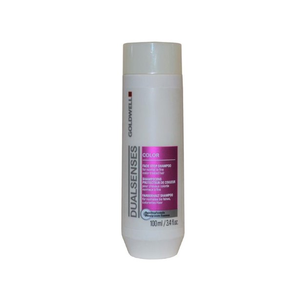 Шампунь для волос-Goldwell DualSenses Fade Stop Shampoo Normal to Fine Color Treated Hair