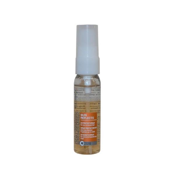 Регенерирующий спрей для поврежденных солнцем волос-Goldwell DualSenses Sun Refelects UV Protect Spray for Sun Stressed Hair