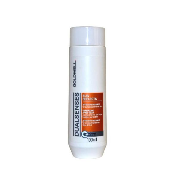 Шампунь после солнца для волос -Goldwell Dual Senses After Sun Shampoo Sun Refelects