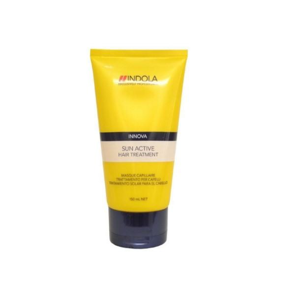 Маска защита от солнца-Indola Sun Active Hair Treatment
