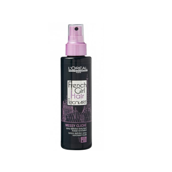Спрей для определения текстуры волос-L'Oreal French Girl Hair Techni.art Texture Definition Spray