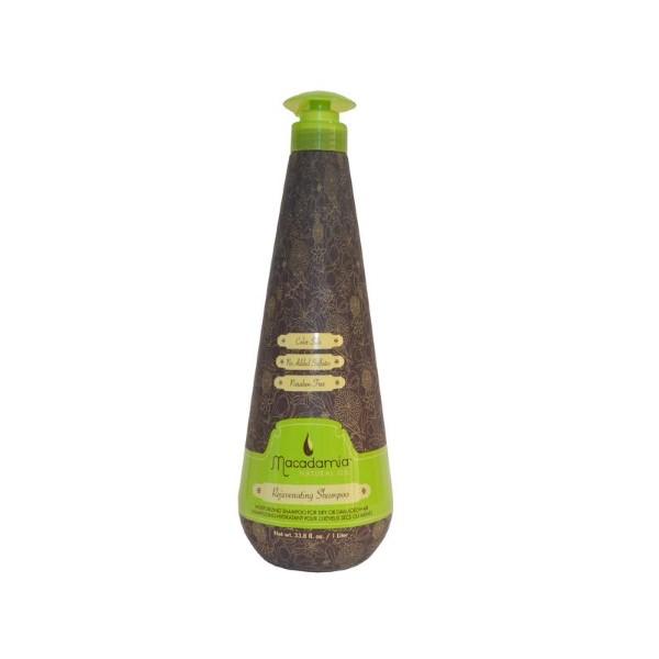 Омолаживающий шампунь с маслом макадамии-Macadamia Natural Oil Rejuvenating Shampoo