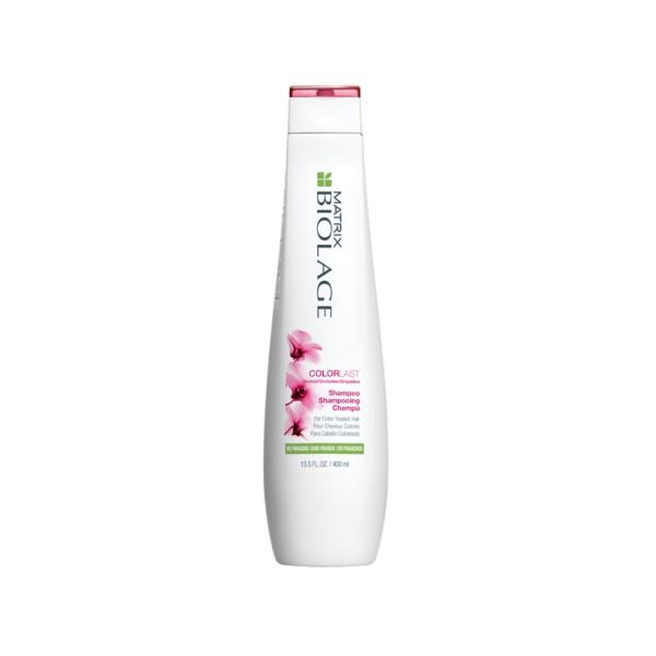 Шампунь для защиты окрашенных волос-Matrix Biolage ColorLast Shampoo
