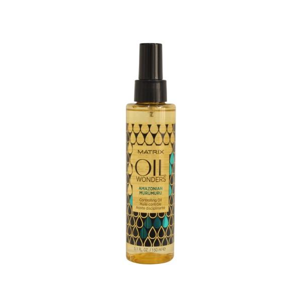 Разглаживающее масло для волос-Matrix Oil Wonders Controlling Oil Spray Amazonian MuruMuru