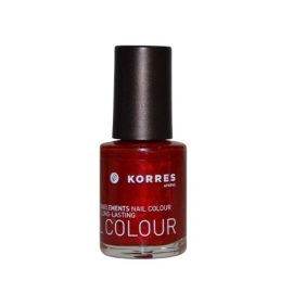 Гель для ногтей-Korres Nail Color High Shine Long Lasting