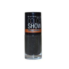 Лак для ногтей-Maybelline Color Show Vintage Leather Nail Varnish