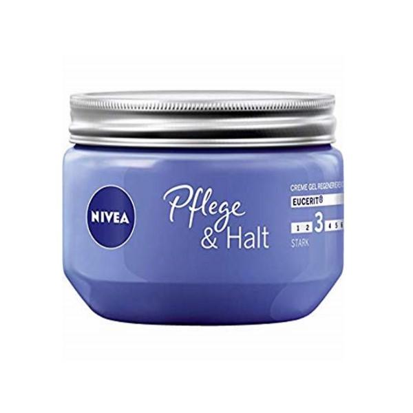 Крем-гель для укладки волос-Nivea Pflege & Halt Styling Creme Gel