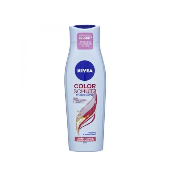 Шампунь для защища свет волос-Nivea Shampooing Color Care & Protect