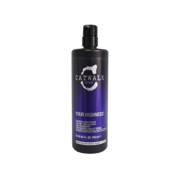 Кондиционер для тонких и безжизненных волос-Tigi Catwalk Your Highness Elevating Conditioner for Fine/Lifeless Hair
