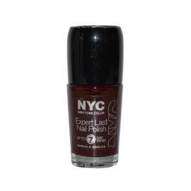 Лак для ногтей-NYC New York Color Expert Last Nail Polish