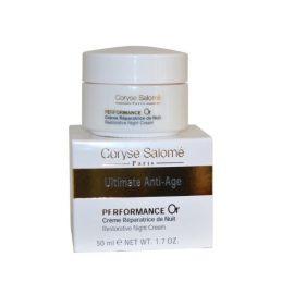 Антивозрастной восстанавливающий ночной крем-Coryse Salome Paris Ultimate Anti Age Restorative Night Cream