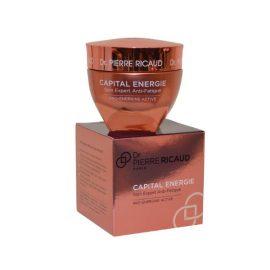 Крем для лица против усталости-Dr Pierre Ricaud Paris Anti Fatigue Expert Facial Cream Capital Energie