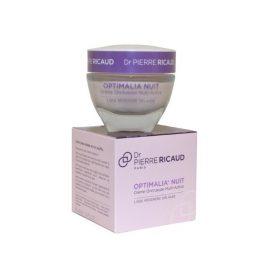 Ночной крем бархатная гладкая мульти актив-Dr Pierre Ricaud Paris Night Cream Velvet Smooth Multi Active Optimalia Nuit