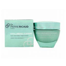Крем против морщин с тройным действием-Dr Pierre Ricaud Paris Triple Action Anti Wrinkle Cream Hyalurides Expert