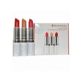 Набор Крем-Бальзам для защиты губ-Elizabeth Arden Lip Protectant Stick Set SPF15